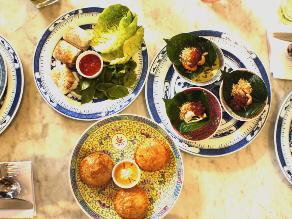 Kebaya Appetisers - Kebaya House - Food For Thought