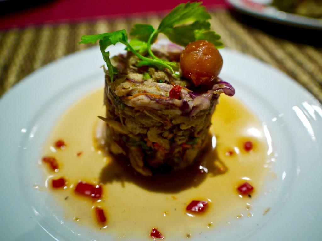 Kerabu Ikan Pari Daging Goreng Dendeng | Enak KL | Food For Thought