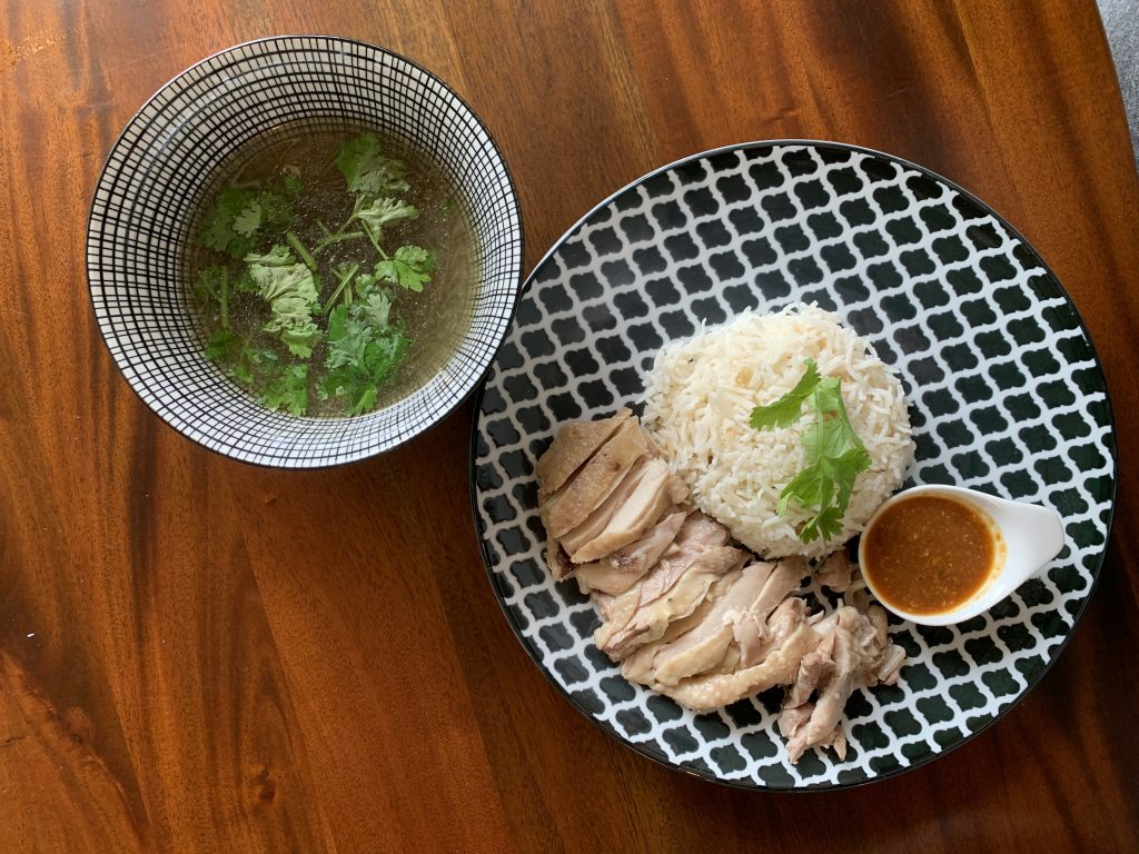 Khao Man Gai | A Quarantine with Darren Chin | Food For Thought