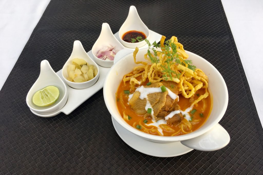 Khao Soi | What to do in Chiang Mai | Food For Thought