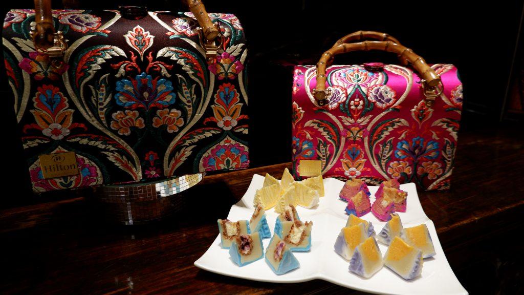 Khoon Hooi Moon Cakes Display | Chyna | Hilton KL | Food For Thought