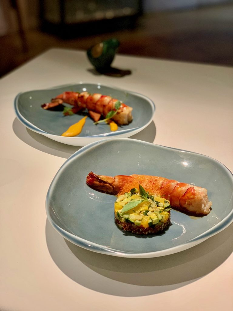 King Sea-Tiger Prawns | DC Seasonal May 2020 Menu | DC Restaurant | Food For Thought