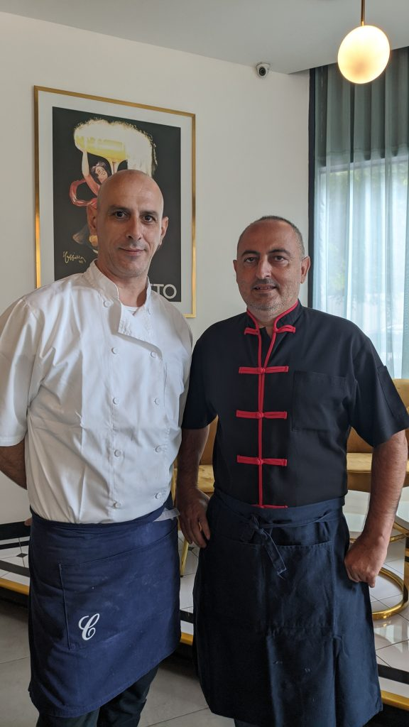 Kristian Sperra & Giovanni Koromilas | Sossolino | Food For Thought