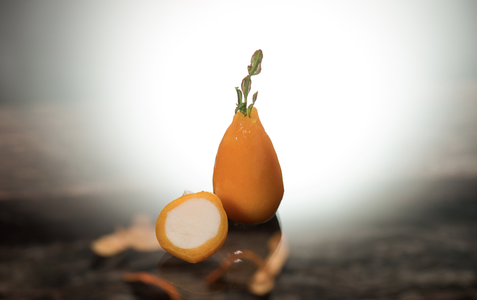 Kumquat & Wasabi | Enfin by James Won | Food For Thought