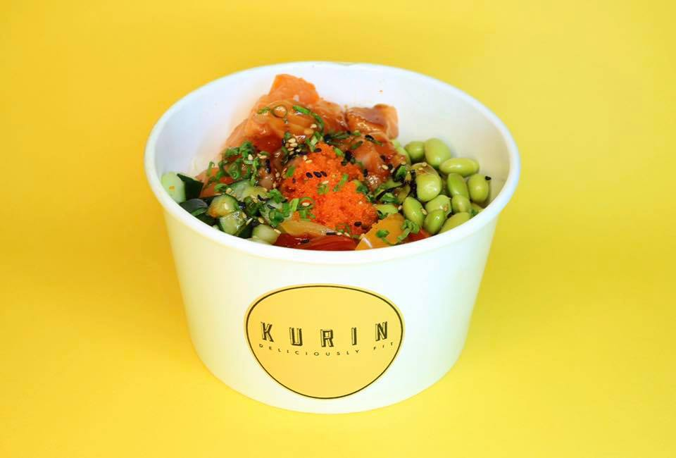 Kurin Poke Bowl | Kurin | Tiffin Throwdown | Food For Thought