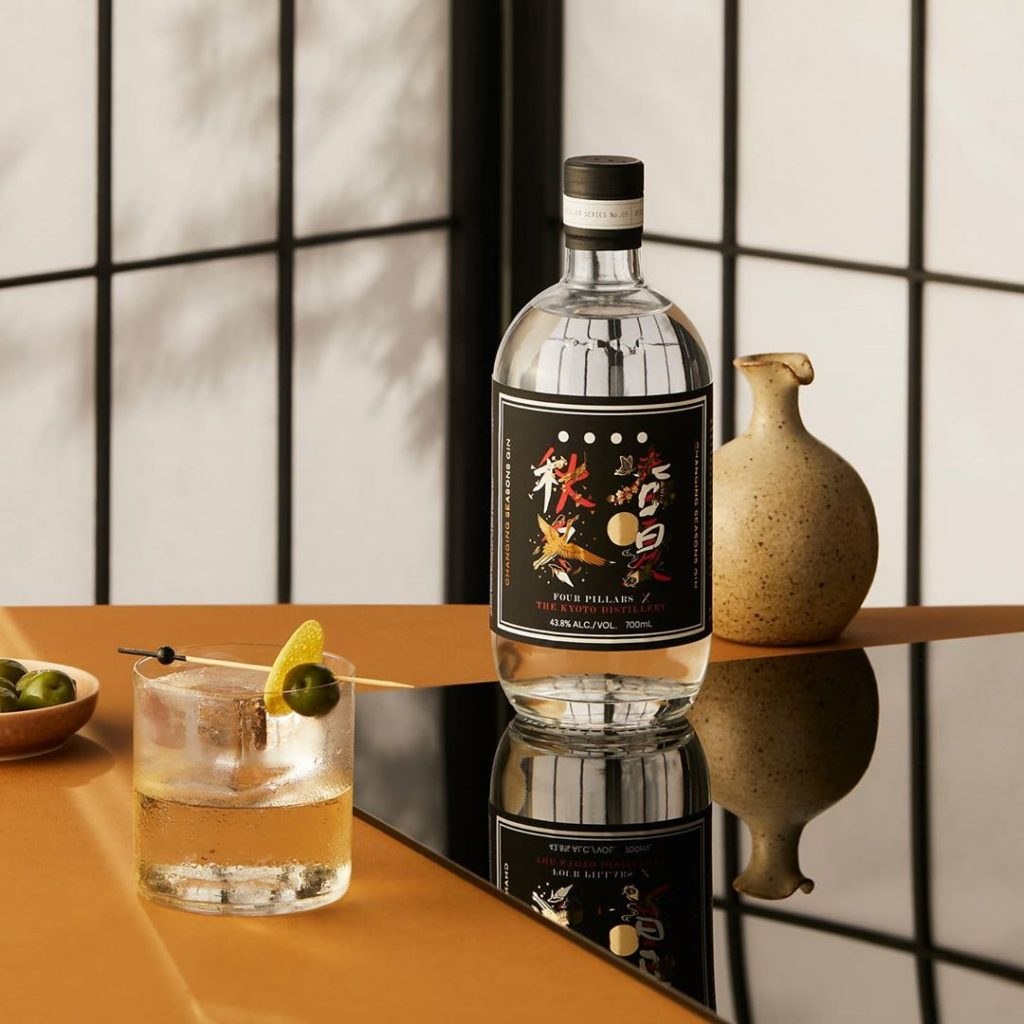 Kyoto Distillery x Four Pillars Gin | Four Pillars Gin