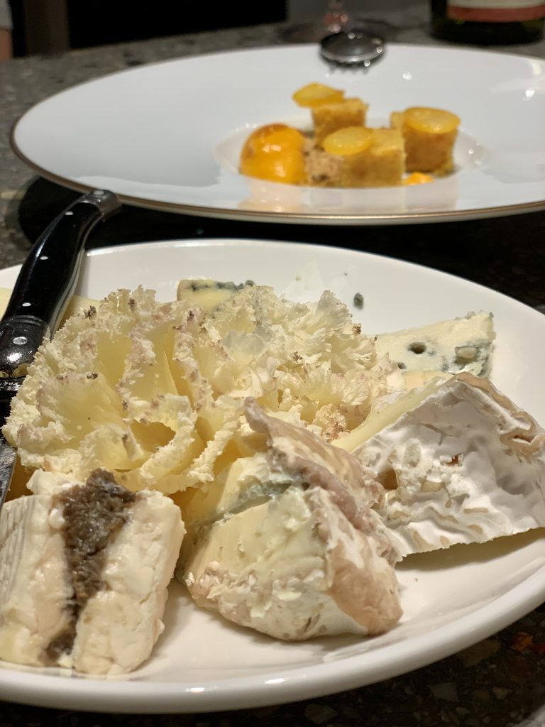 La Fromage Cut Cheese | DC Restaurant Dom Perignon Pairing | Food For Thought