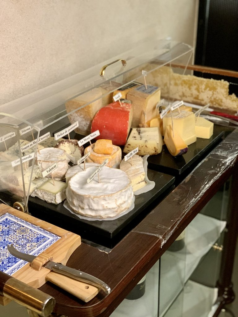 La Fromage | DC Restaurant Dom Perignon Pairing | Food For Thought