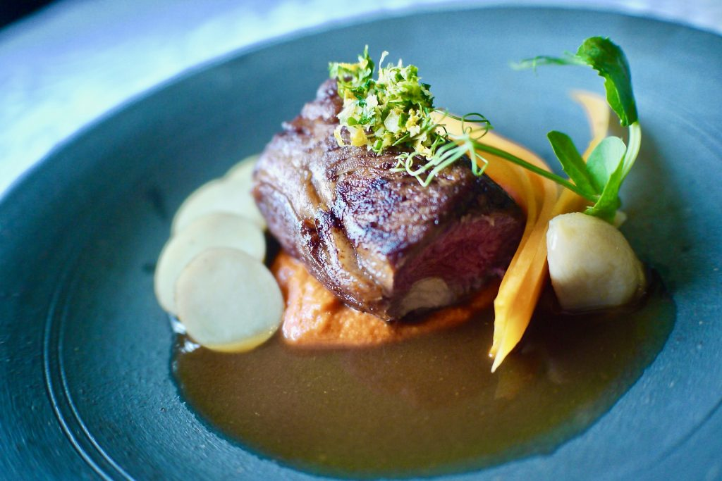 Lamb Loin | The Olive | Genting Highlands | Valentines 2019 | Food For Thought