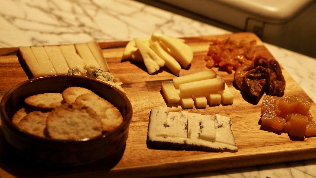 Leonardo's Cheeseboard | Leonardo's Dining Room & Wine Loft | Food For Thought