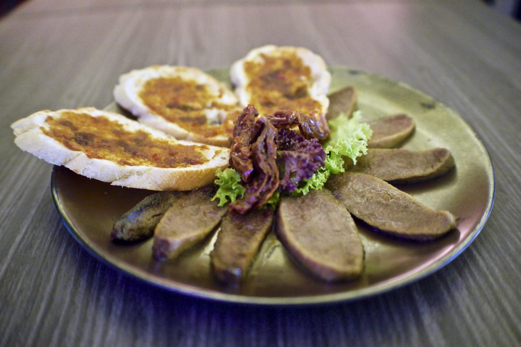 Lime Cured Beef Tongue | Knowhere Bangsar | Food For Thought