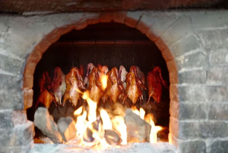 Liqun Roast Duck | Essence of Asia | Asia's 50 Best Restaurants 2021 | Food For Thought