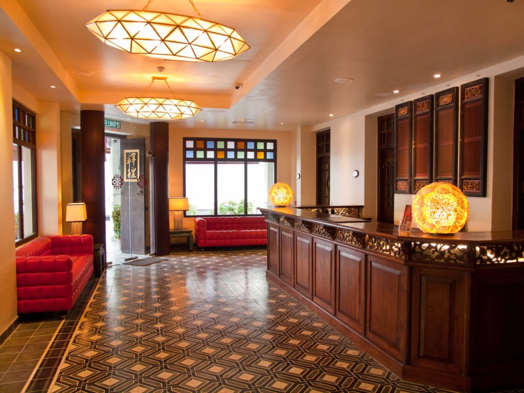 Lobby | Hotel Penaga | Food For Thought