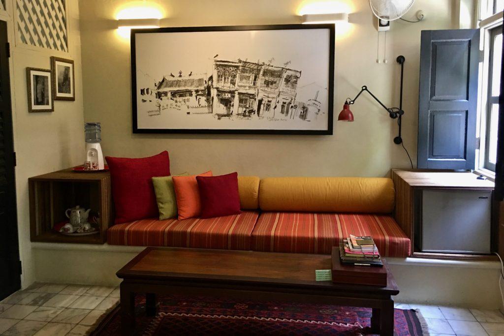Lounge | Mews Standard Room | Muntri Mews | Muntri Residence | Food For Thought