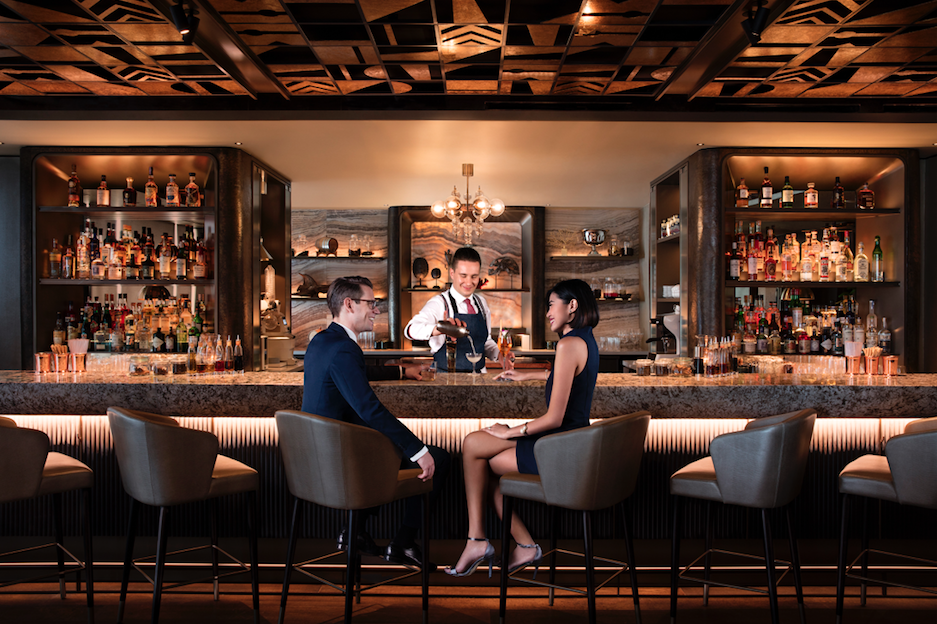 MO Bar Mandarin Oriental Singapore | Best Bars in Singapore 2019 | Food For Thought