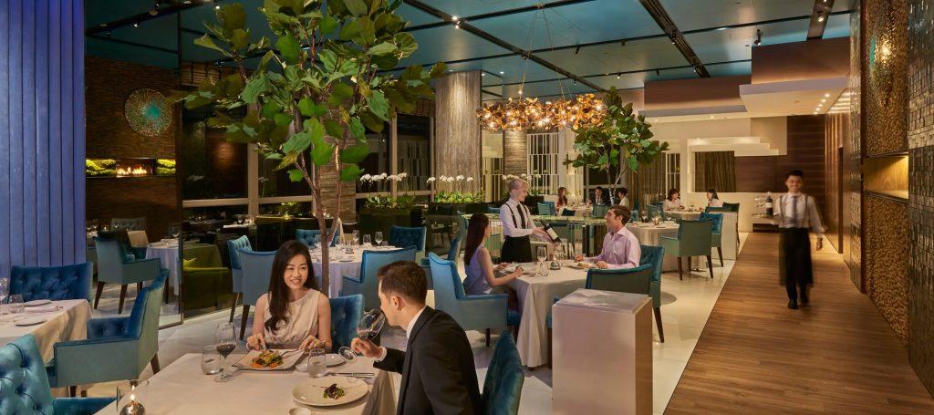 Mandarin Grill Interior | Mandarin Grill | Food For Thought