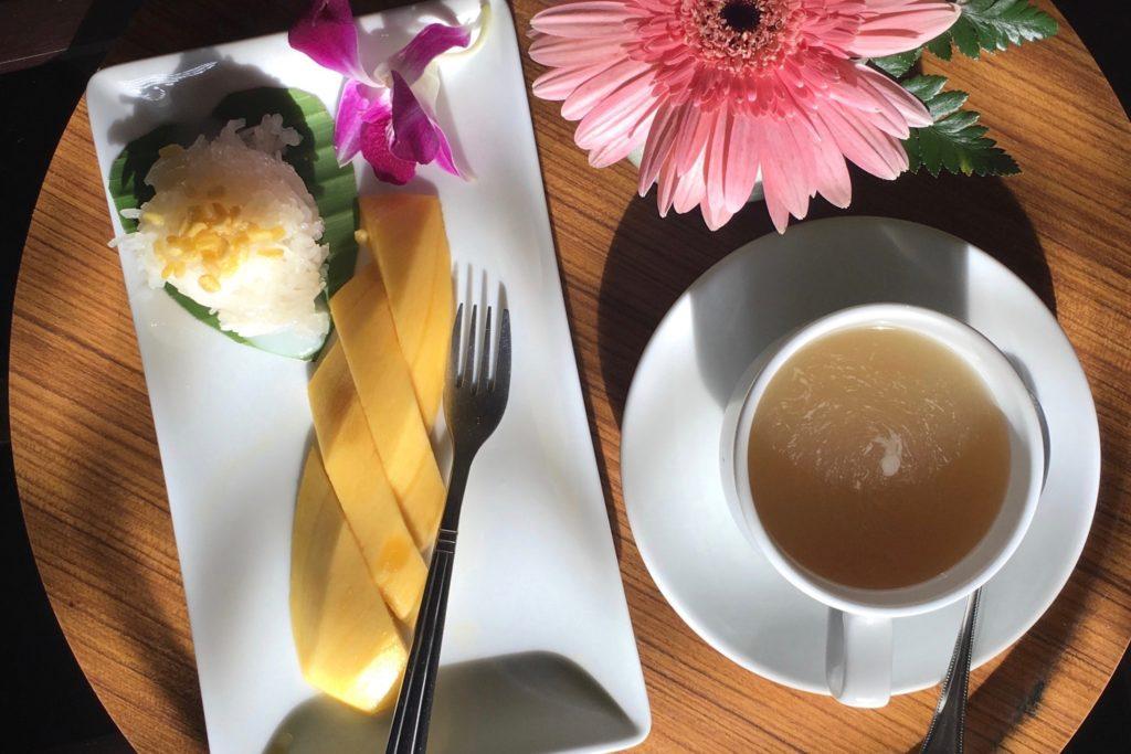 Mango Sticky Rice | Wellness Spa | RarinJinda Wellness Spa Resort