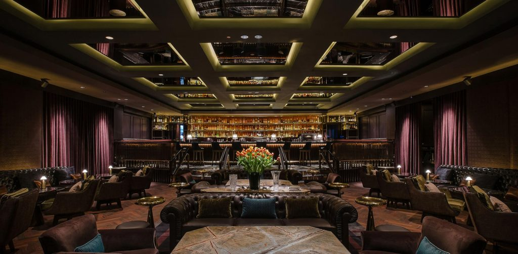Manhattan Bar | Courtesy of Lifestyle Asia | Best Bars in Singapore 2019 | Food For Thought