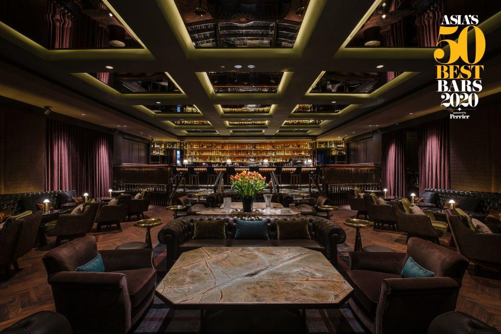 Manhattan Interiors | Manhattan | Michter's Art of Hospitality Award | Asia's 50 Best Bars 2020 | Food For Thought