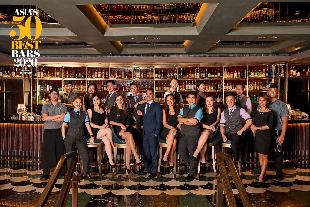 Manhattan | Michter's Art of Hospitality Award | Asia's 50 Best Bars 2020 | Food For Thought