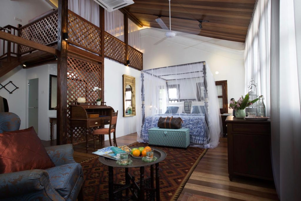 Mansion Suite | JPM Rooms | Jawi Peranakan Mansion | Food For Thought