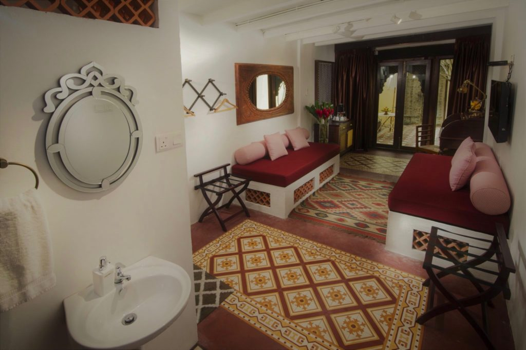 Mansion Villa | JPM Rooms | Jawi Peranakan Mansion | Food For Thought