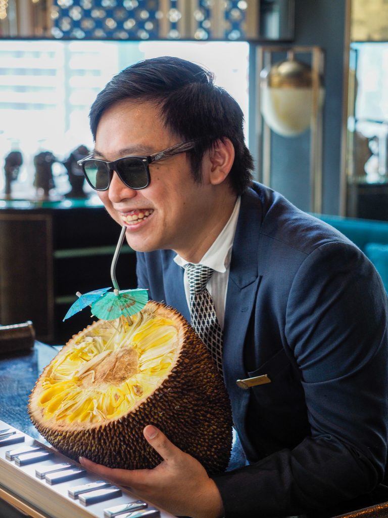 Marcus Kwok | Meet The Team - Bar Trigona | Food For Thought