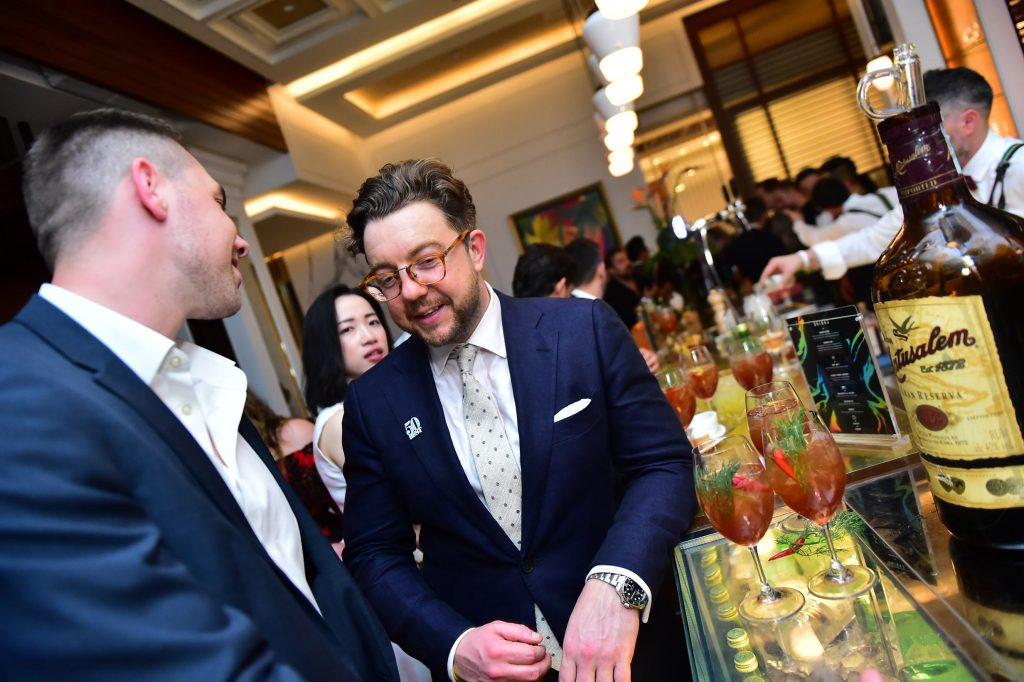 Mark Sansom Content Editor | Asia's 50 Best Bars 2019 | Food For Thought