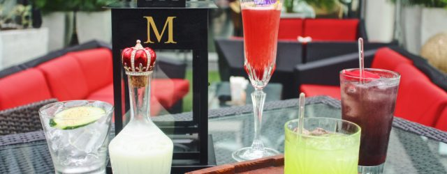 Marvel Drinks | Marini's on 57 | Food For Thought