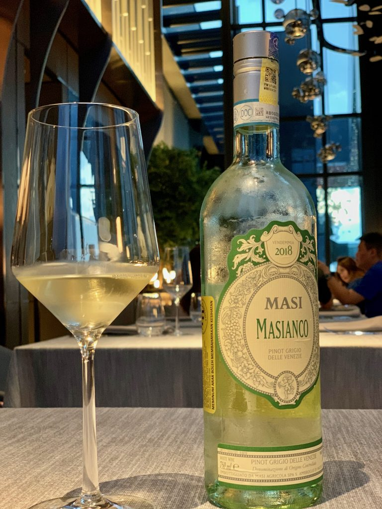 Masi Masianco Pinot Grigio 2018 | Sabayon by EQ | Food For Thought