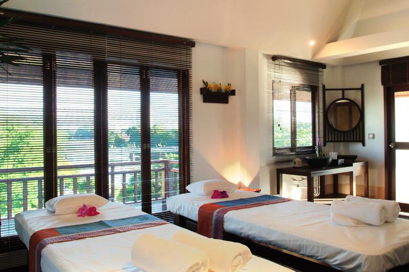 Massage Room | RarinJinda Wellness Spa Resort
