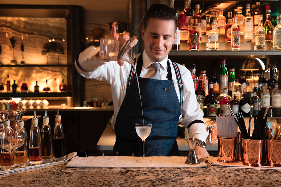 Michele Mariotti | Bar Manager | MO BAR Singapore | Food For Thought
