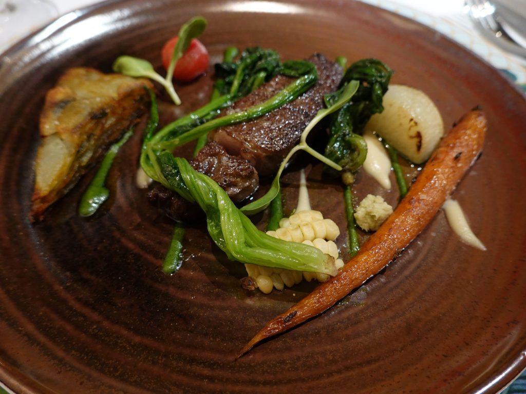 Miyazaki Japanese A5 Wagyu Tenderloin | DC Restaurant x Kamoshibito Kuheiji | Food For Thought