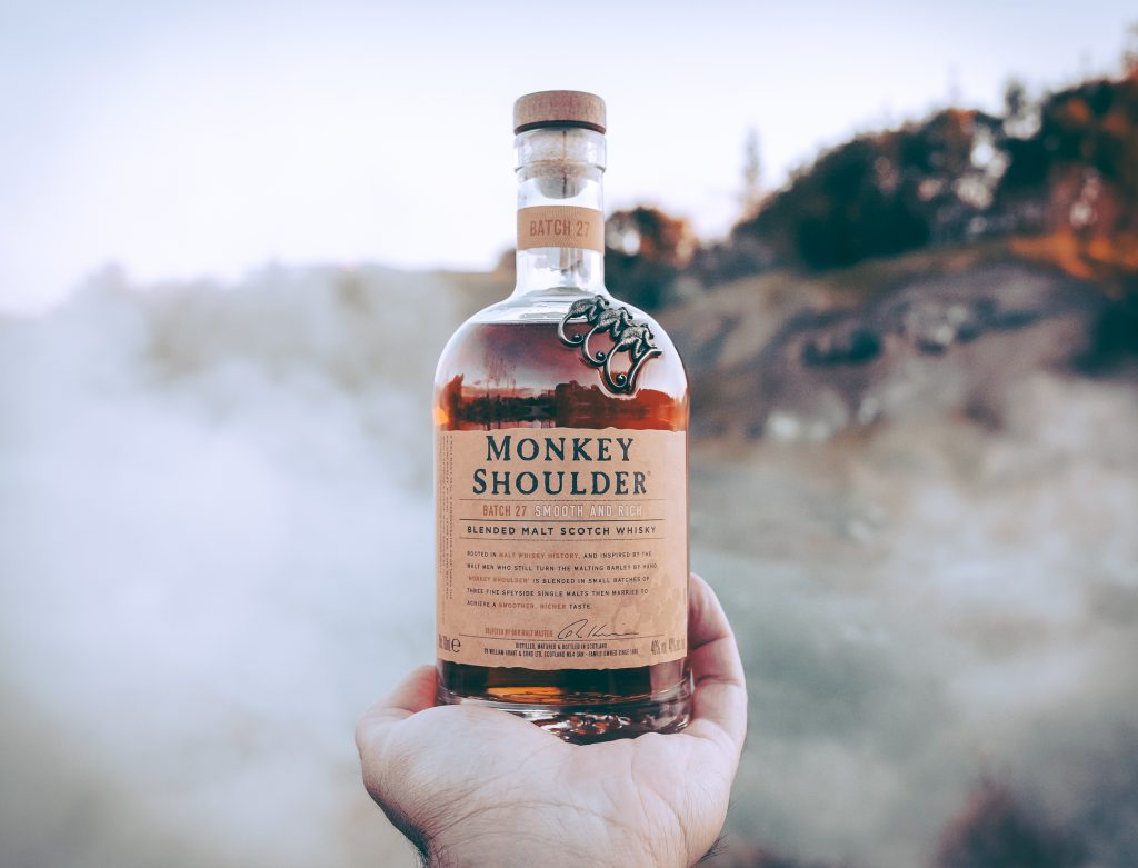 Monkey Shoulder (3) | Food For Thought