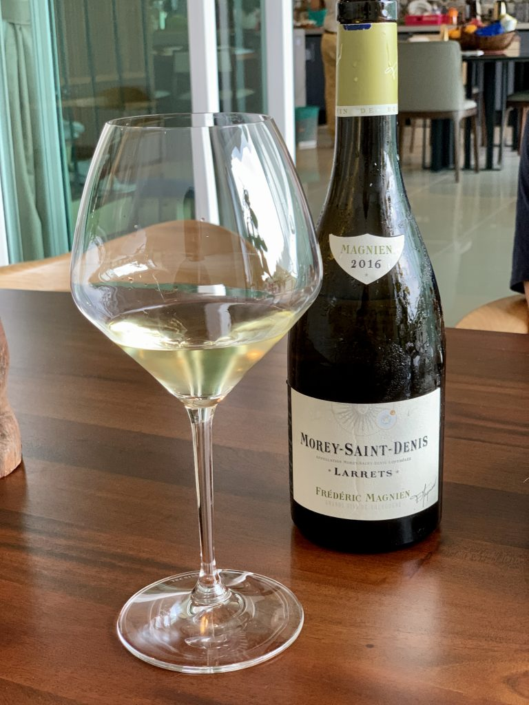 Morey-Saint-Denis Les Larrets Blanc 2016 | A Quarantine with Darren Chin | Food For Thought
