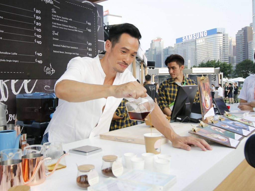 Moses Chan | Hong Kong Wine and Dine Festival 2018 | HKTB | Food For Thought