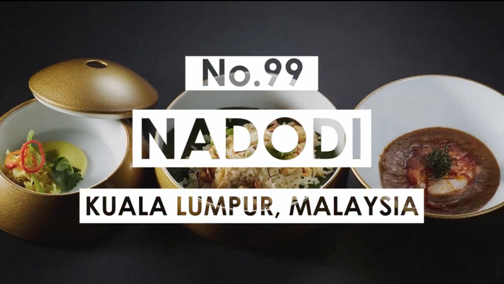 Nadodi | Asia's 50 Best Restaurants 2021 | Food For Thought