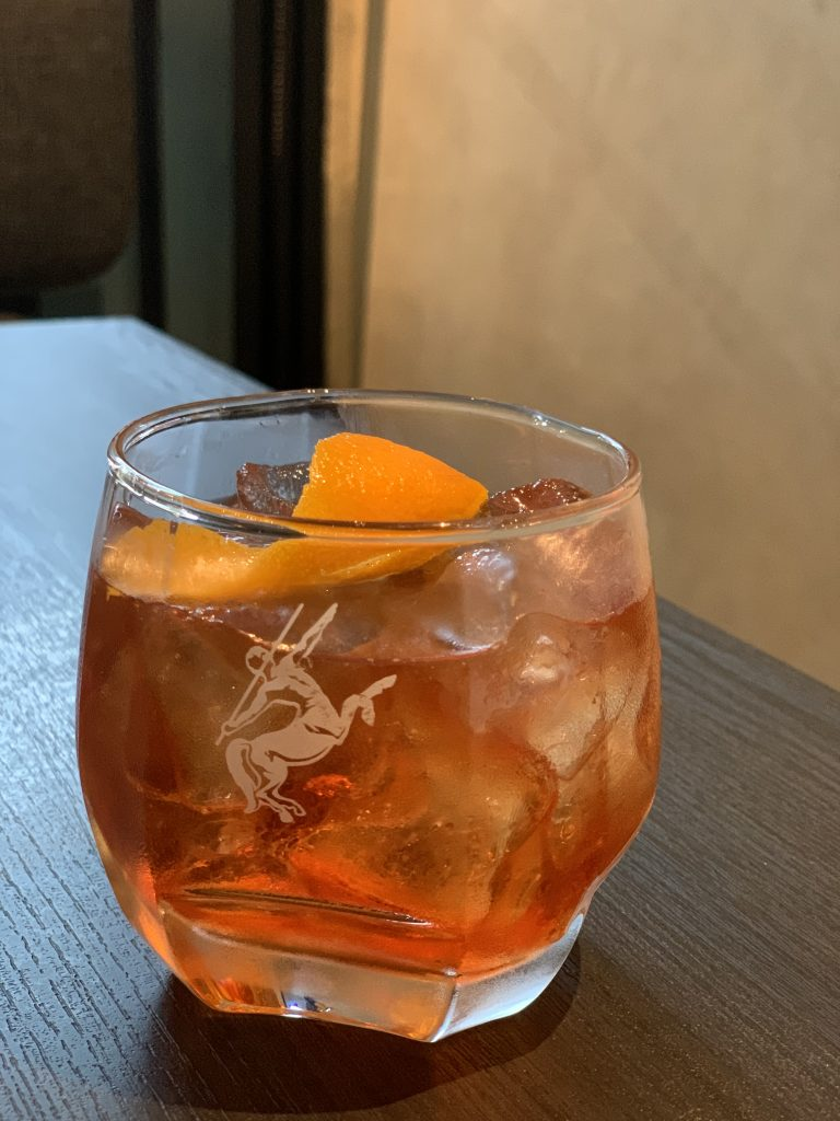 Negroni | Soleil's Chef's Table | Soleil