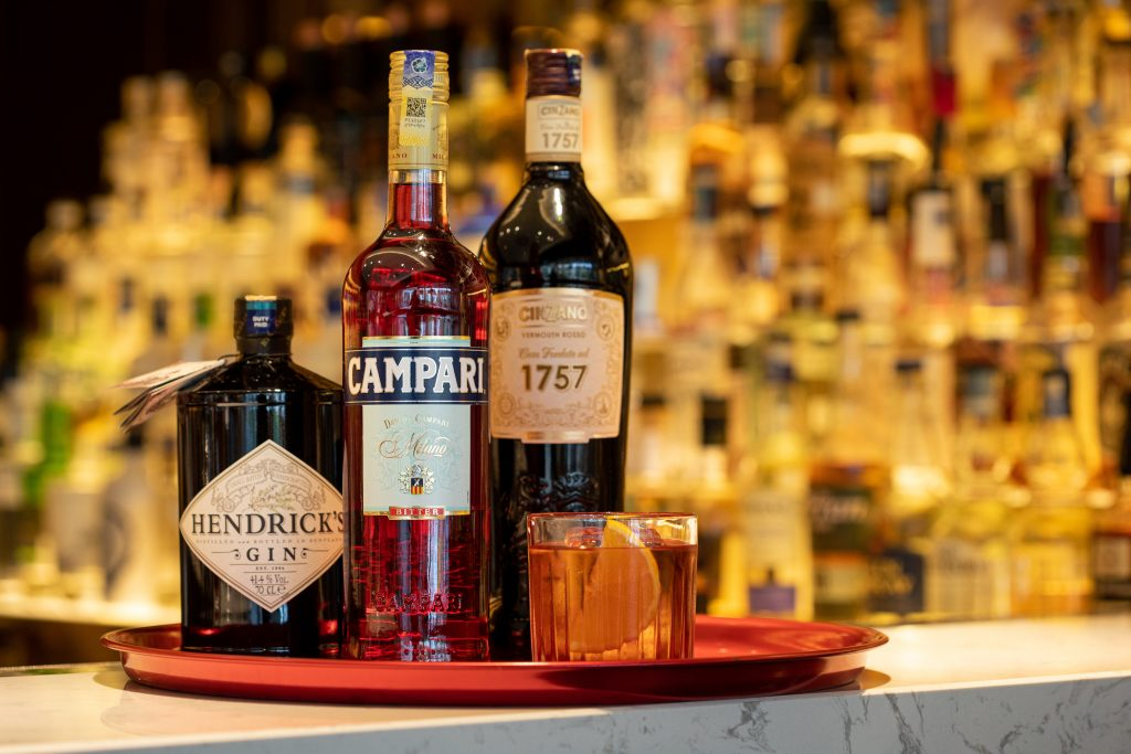 Negroni Week Set A | Negroni Week 2020 | Food For Thought