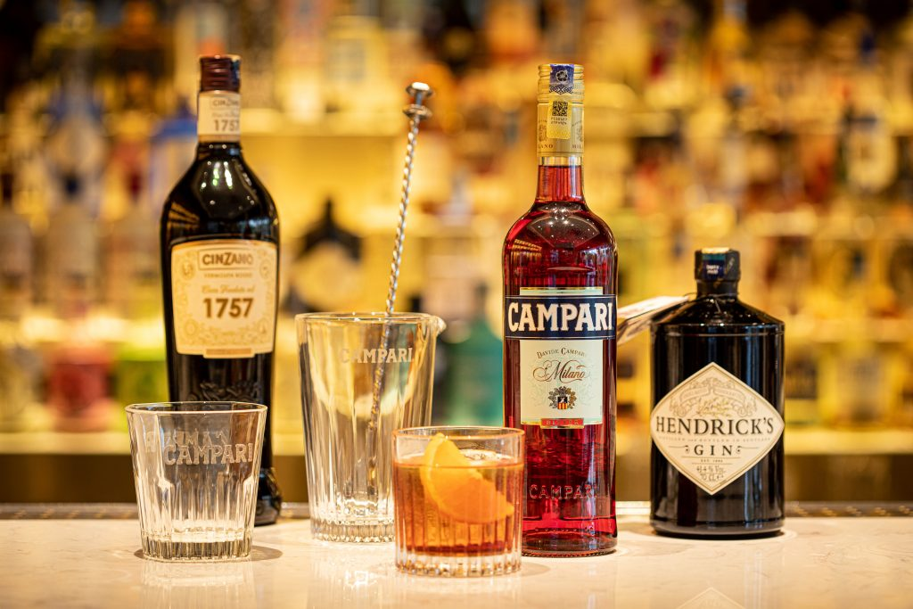 Negroni Week Set A (With Cocktail Stirring Set) | Negroni Week 2020 | Food For Thought