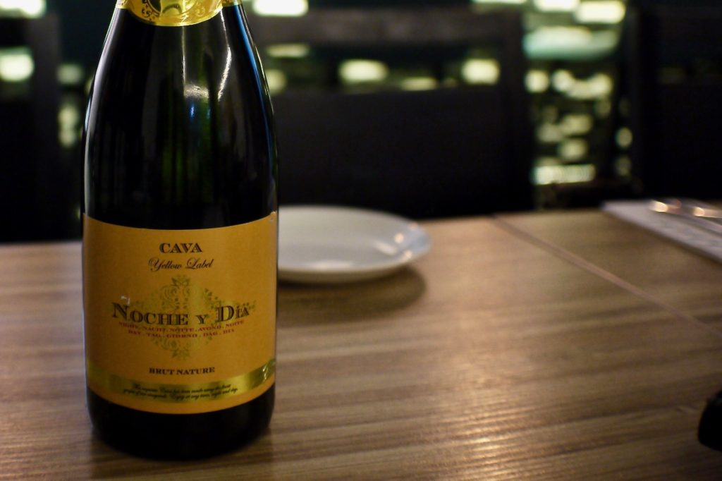 Noche Y Dia Cava Brut Nature | Sapore | Food For Thought