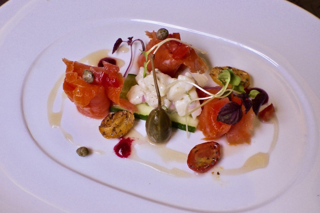 Norwegian Salmon Gravlax | Samplings on the 14th | Food For Thought