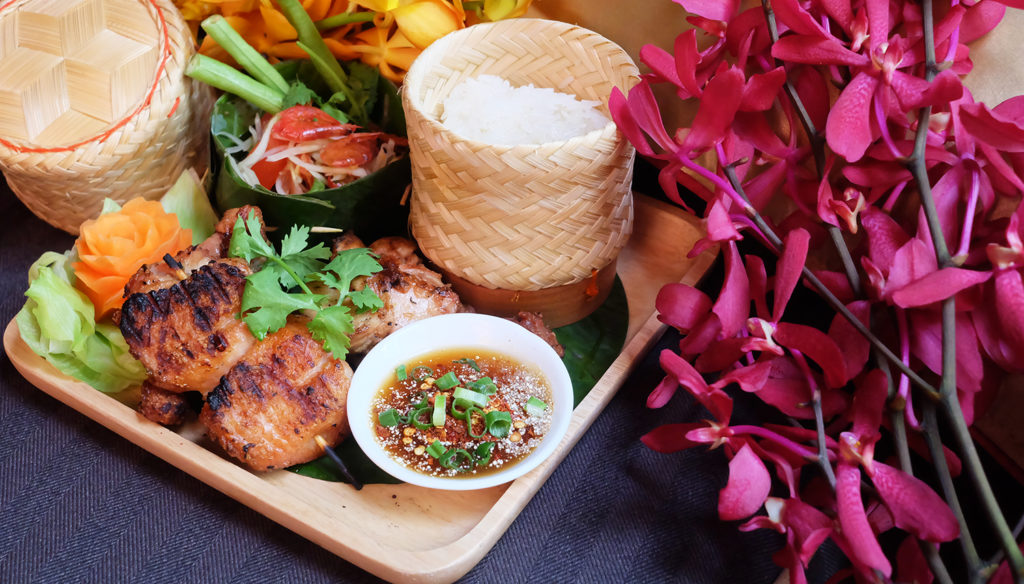 Nothern Thai Set | Ekkamai | Food For Thought