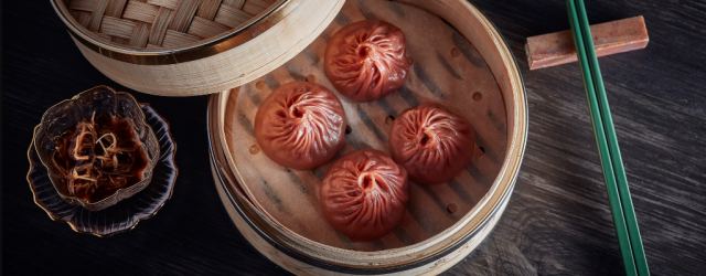 Old Bailey Restaurant 奧卑利 | Mala Iberico Pork Xiao Long Bao 麻辣黑豚肉小笼包 2 | Food For Thought