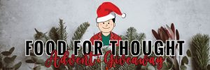 Food For Thought Advent Giveaway 2020