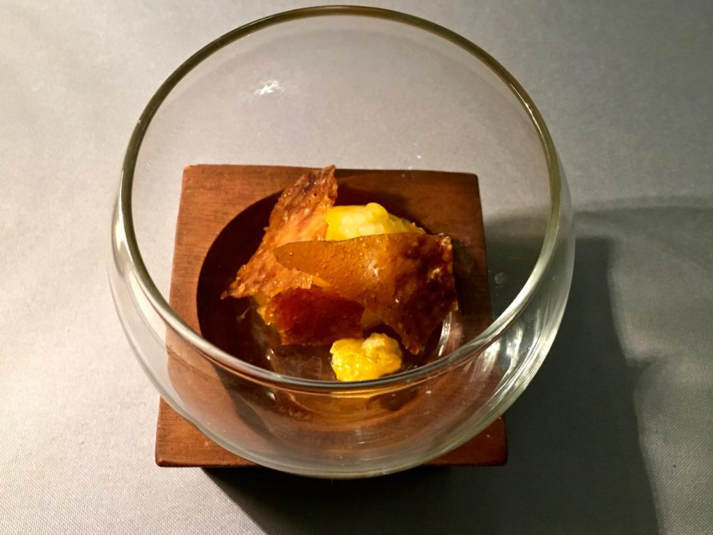 Orange Ginger Sorbet | Dining Room 12-15 | Food For Thought