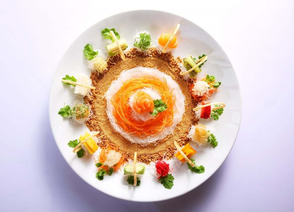 Yee Sang Tour Genting | Oversea Fabulous Fruity Yee Sang | Oversea Restaurant | Food For Thought