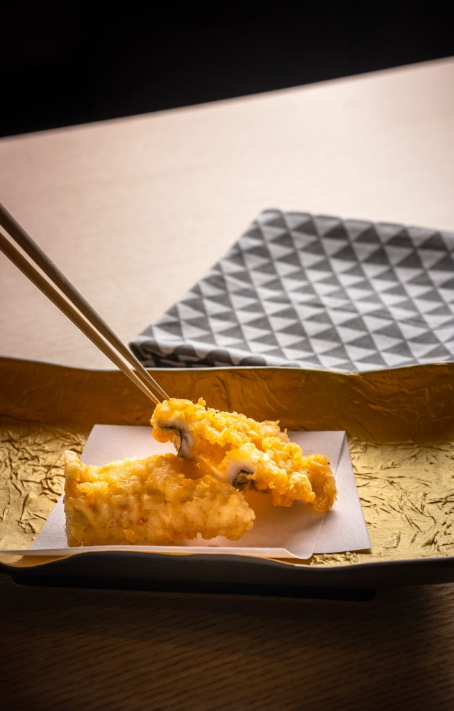Oyster Tempura | Tenmasa | Food For Thought