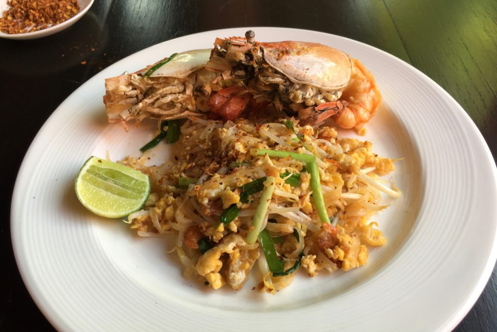 Pad Thai | Cooking Class | 137 Pillars House | Food For Thought