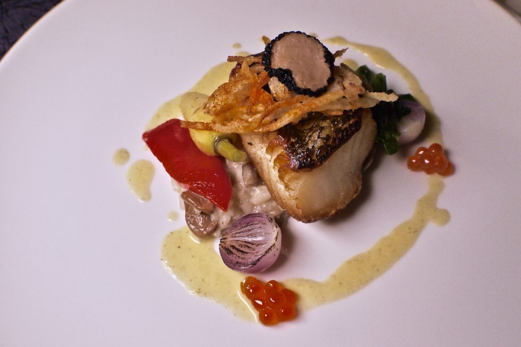 Pan Seared Black Cod | Samplings on the 14th | Food For Thought